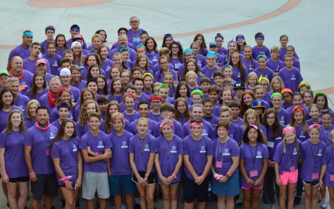 YES '17 (Youth Engaged in Service – Middle School)
