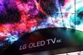LG's OLED Tunnel ist jedes Jahr wieder beeindruckend.
