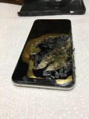 iPHone Xs Max verbrannt - Idrop News