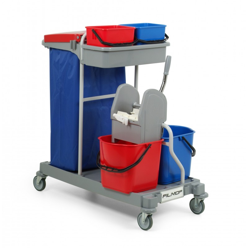 chariot de ménage -apfn hygiène