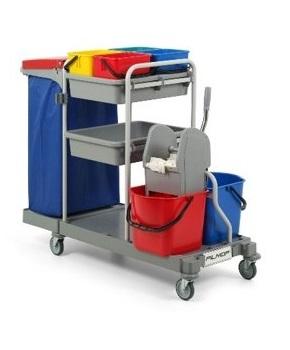 chariot de lavage-ariane 2225 -FILMOOP -distributeur - apfn hygiène