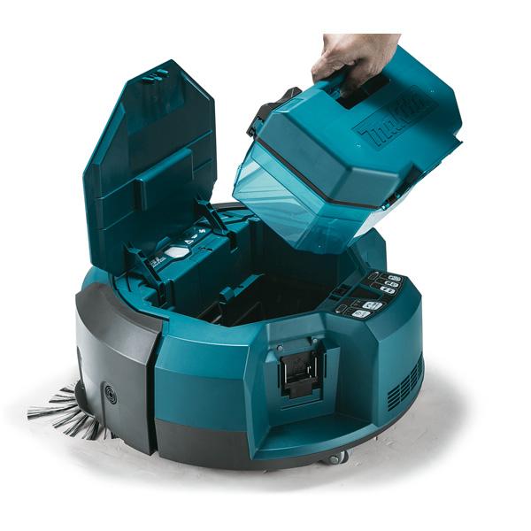 DRC200Z - Aspirateur robot professionnel - distributeur apfn hygiène