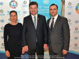 World Water Day in U.N14