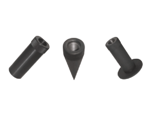 GPS pole point, shoe, foot: everything for under your GPS rod