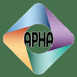 APHA logo bullet