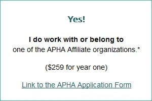 Join with affiliation