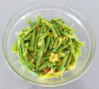sambalm-buncis