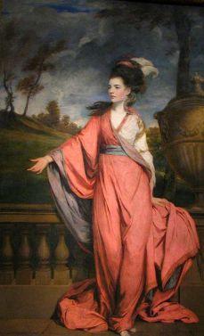 Portrait of Jane Fleming (1755-1824). (1778) by Joshua Reynolds (1723-1792) Wikimedia Commons