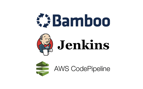bamboo, jenkins, AWS Code Pipeline integration with Apica Systems