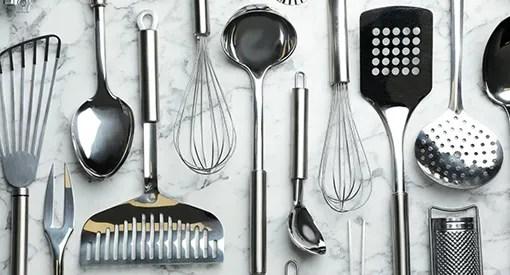 ustensiles de cuisine petit equipement