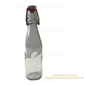 bouteille limonade 250ml sans bouchon
