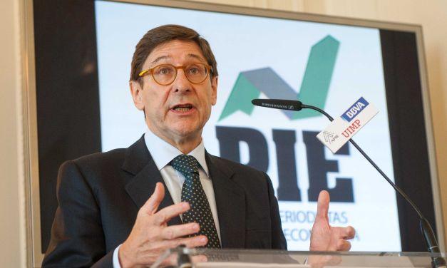 """Jose Ignacio Goirigolzarri: """"Una sociedad no debe pensar que los bancos no deben ganar dinero"""""""
