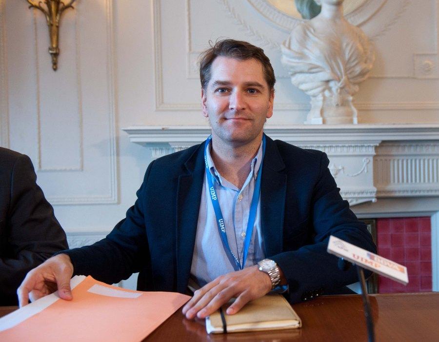 Manuel de la Rocha, responsable de economía del PSOE, durante su intervención en el Curso de Verano organizado por la APIE en la UIMP.