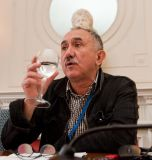 Josep María Álvarez, secretario general de UGT, durante su intervención en el curso de verano organizado por la APIE en la Universidad Menéndez Pelayo de Santander.