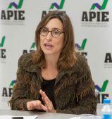 Nuria Vilanova, presidenta de Atrevia, durante la presentación del XII Informe Juntas Generales de Accionistas 2016.