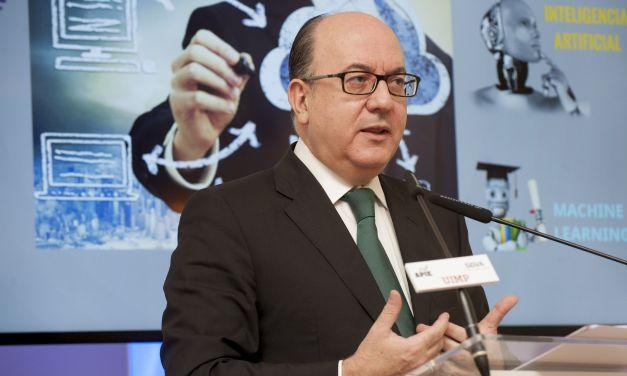 """Jose María Roldán: """"La banca va a sufrir la competencia creciente de los nuevos operadores digitales"""""""