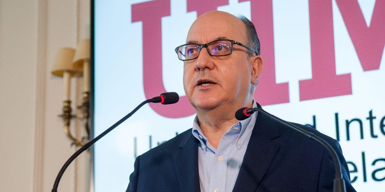 """Jose María Roldán: """"Un impuesto a la banca no puede solucionar un problema que es de toda la sociedad"""""""