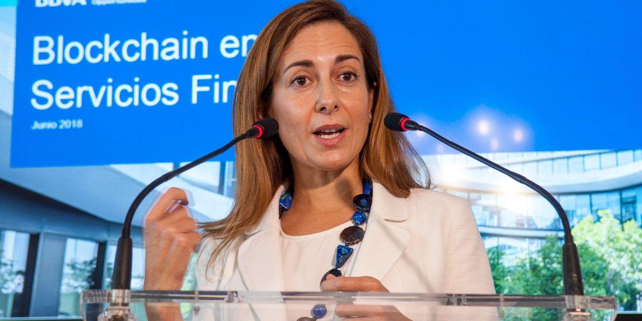 """Alicia Pertusa (BBVA): El """"blockchain tiene potencial para cambiar todo el modelo de negocios"""""""