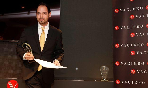 Juande Portillo, Premio VACIERO de Periodismo Financiero
