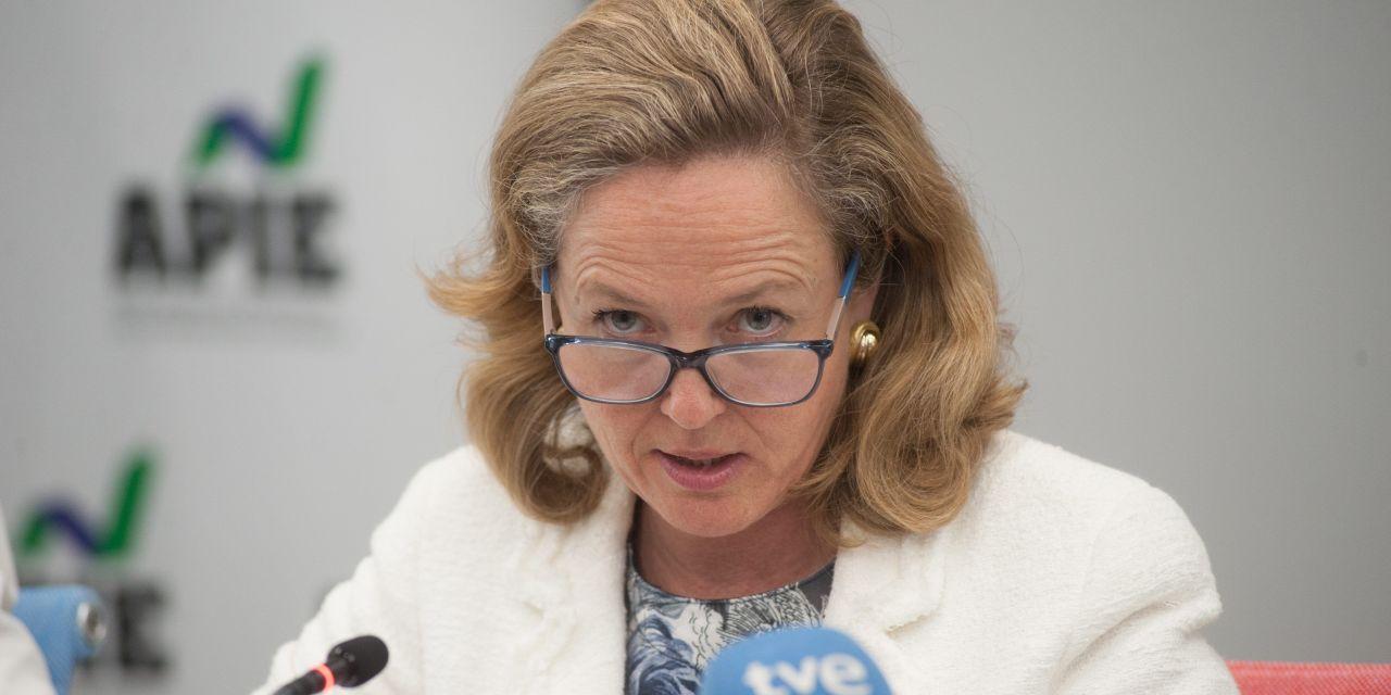 """Nadia Calviño: """"es muy poco productivo reformar las reformas"""""""