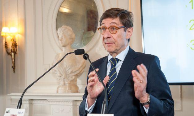 """Jose Ignacio Goirigolzarri: """"es importante que estabilicemos la regulación diez años después del comienzo de la crisis"""""""