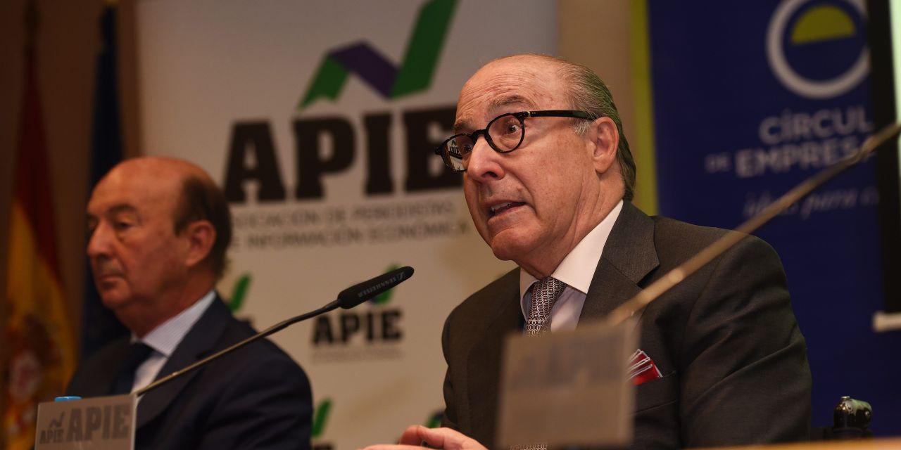 """""""Los empresarios están muy preocupados por la inestabilidad política"""""""
