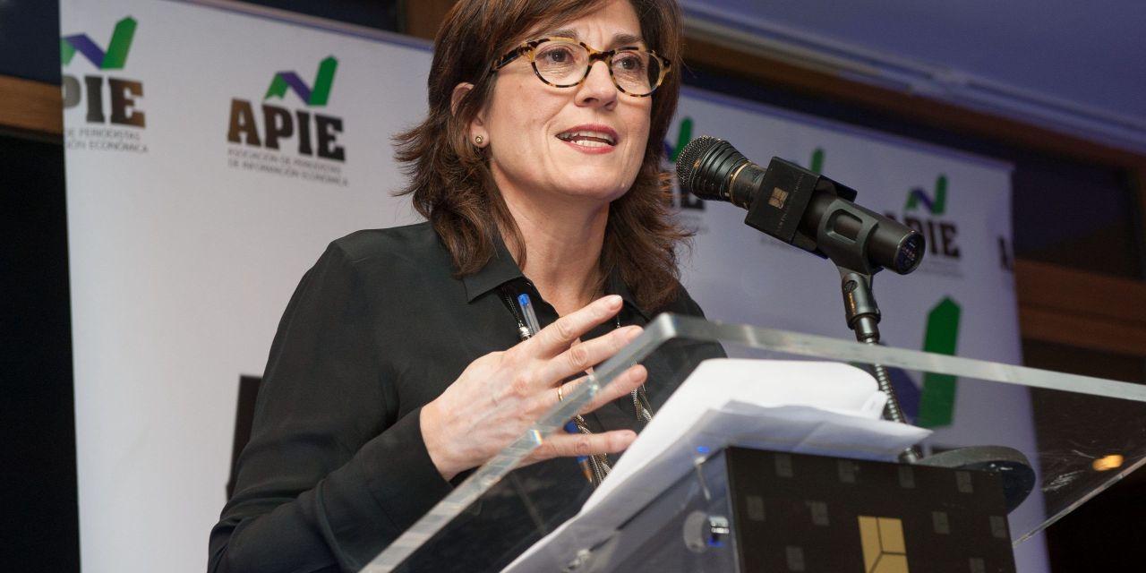 Rosa María Sánchez, Premio de Periodismo Económico Carlos Humanes