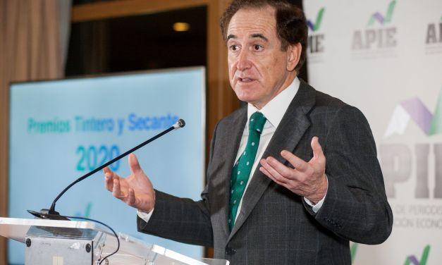 """Antonio Huertas: """"he tratado de cambiar la imagen del seguro como un negocio aburrido y difícil de entender"""""""