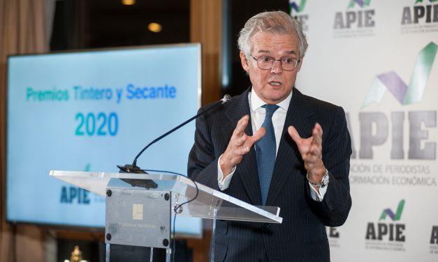 Sebastián Albella: «La relación con los medios no debe ser algo gestionado sólo por el primer ejecutivo»
