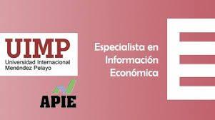 Convocatoria de becas para el Curso 2020-21 de Especialista en Información Económica