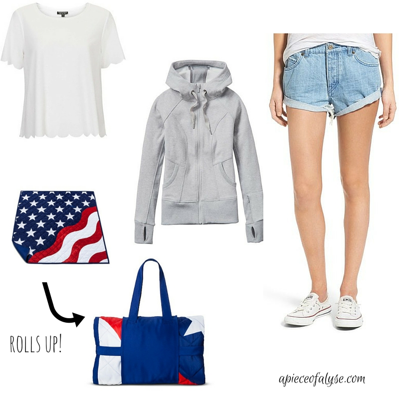 A Piece of Alyse | Fireworks Outfit