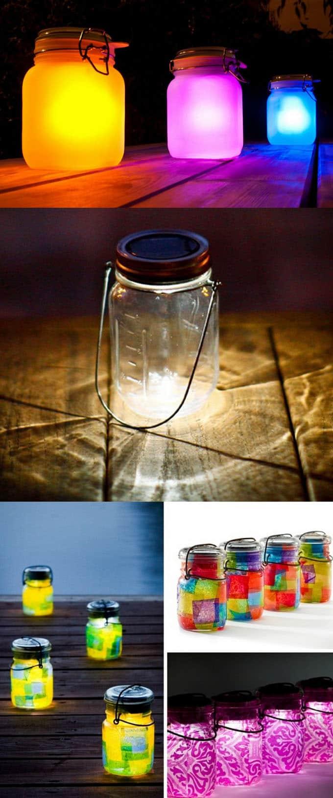 28 stunning diy outdoor lighting ideas