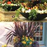 22 Beautiful Fall Planters For Easy Outdoor Fall Decorations A Piece Of Rainbow