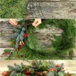 How To Make A Wreath 25 Best Ideas Tutorials A Piece Of Rainbow