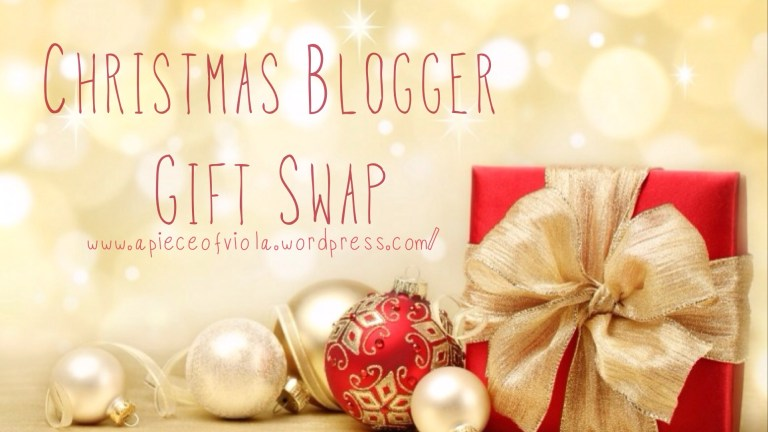 Christmas Blogger Gift Swap | Round Up