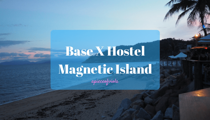 Staying at Base X Hostel | Magnetic Island