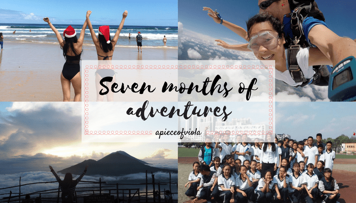 Seven months of adventures around the world | Gap Year Travel