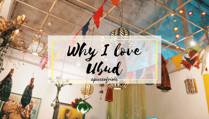 Why I love Ubud | Gap Year Travel