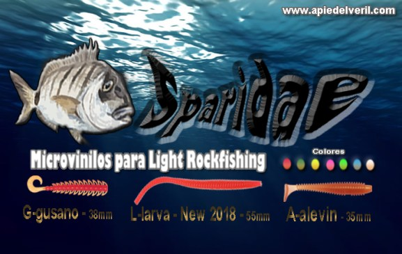 vinilos para Light Rockfishing