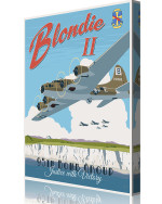Blondie II Poster at Squadron Posters