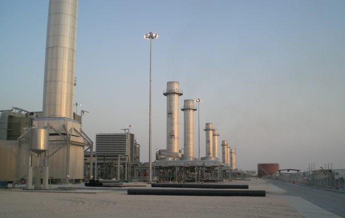 planta industrial electrica refrigeracion