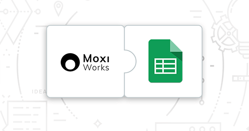 How to Set Up the MoxiWorks and Google Sheets Integration