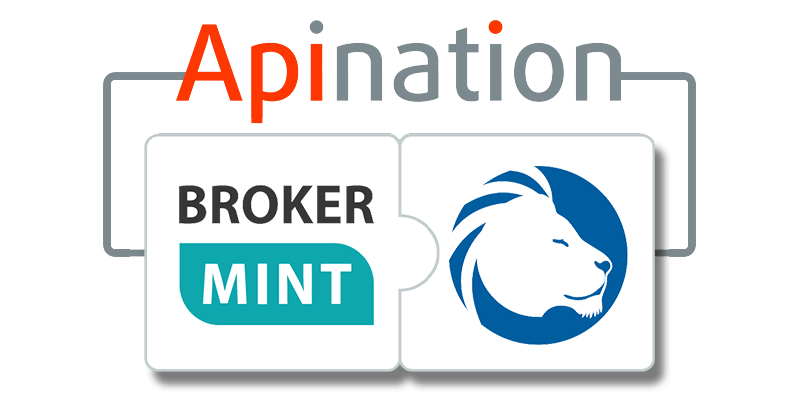 LionDesk and Brokermint Announce New Partnership Powered by API Nation