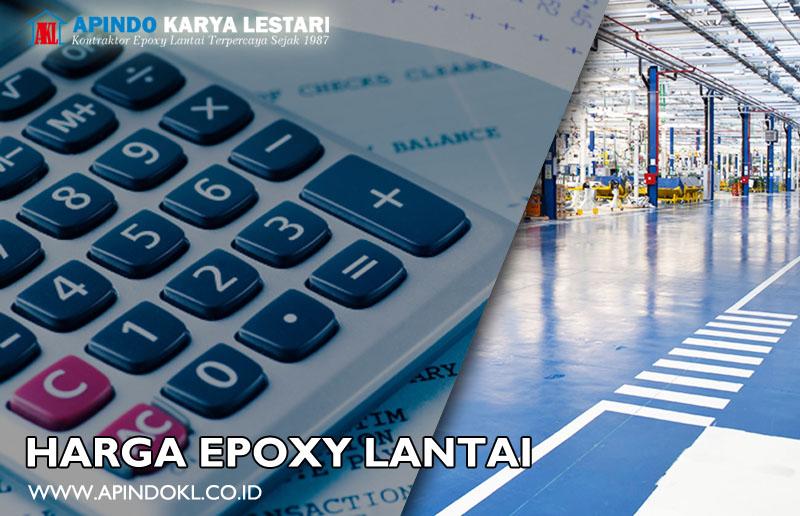 Harga Epoxy Lantai
