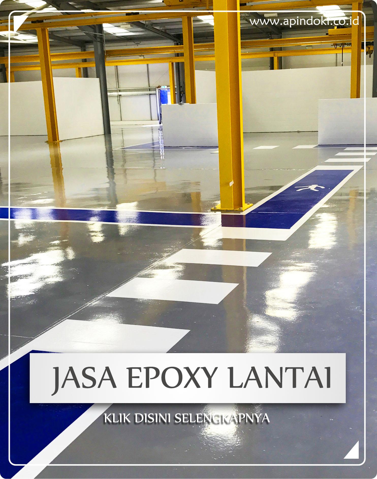 Jasa Epoxy Lantai - Thumbnail