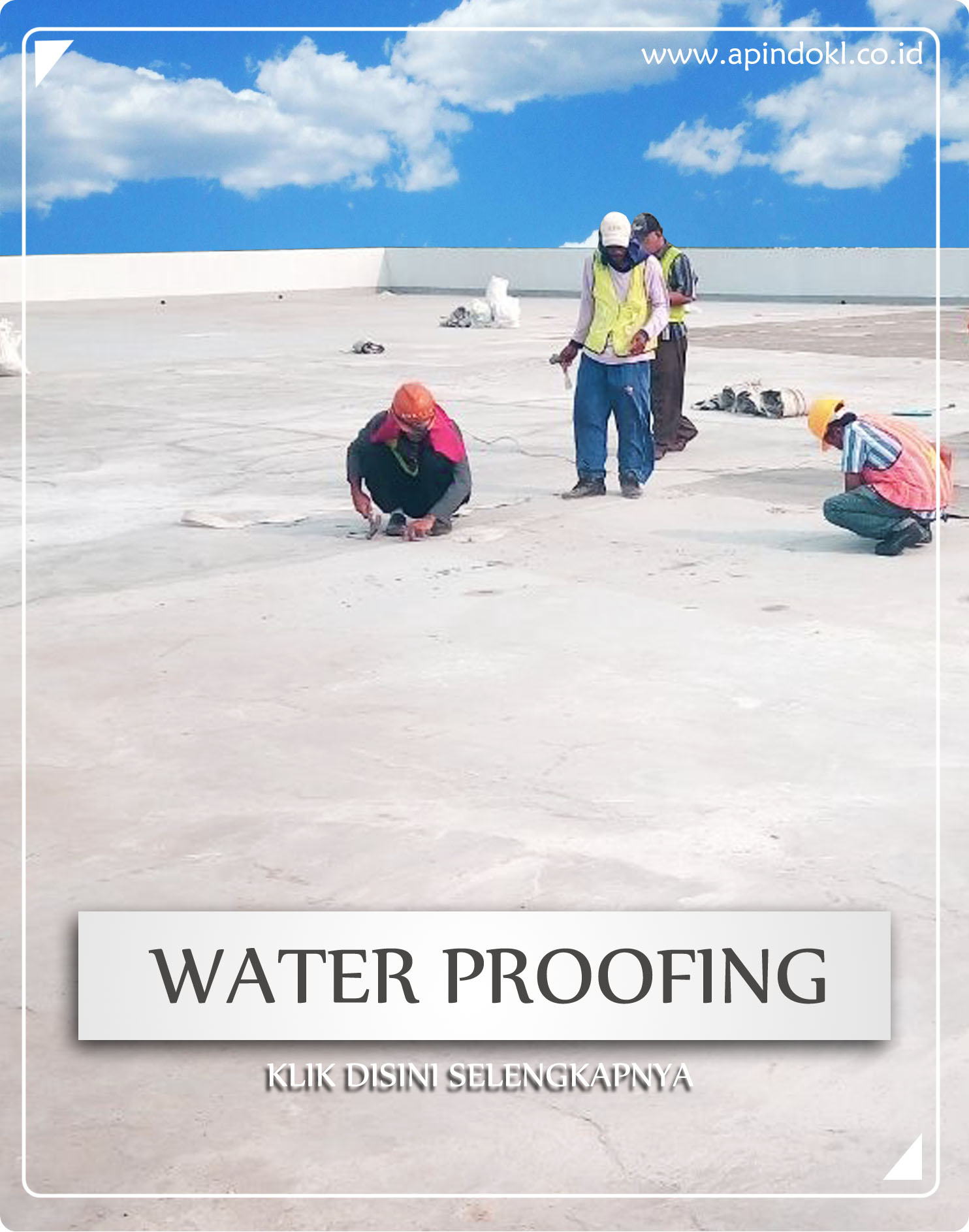 Water Proofingi - Thumbnail