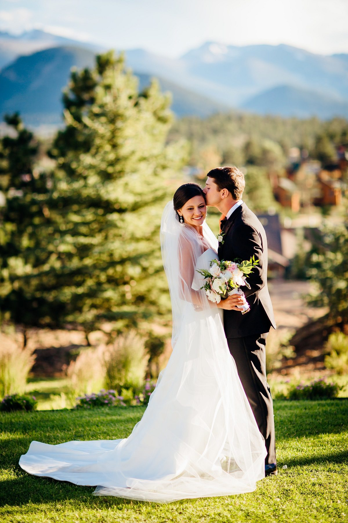 A Wedding At The Stanley Hotel Pink Diamond Events