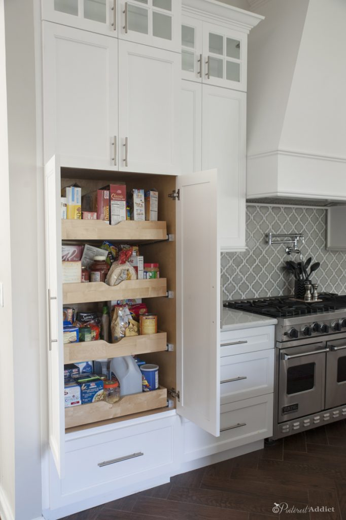pullout pantry viking moen pinterest addict