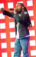Tiwony durant le Drépaction 2013