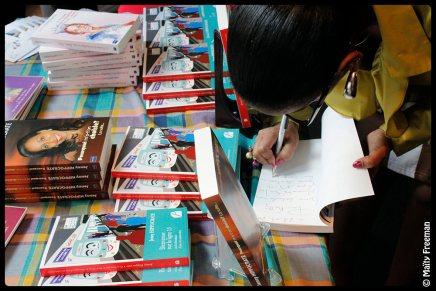 Après-midi littéraire organisé par l'Amicale RATP DomTom